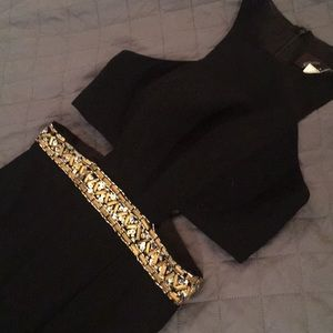 Dresses - Long black dress